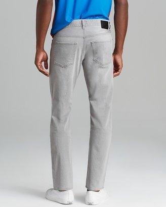 HUGO BOSS Jeans - Delaware Slim Fit Stretch in Grey