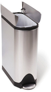 Simplehuman Butterfly Step Can 45L