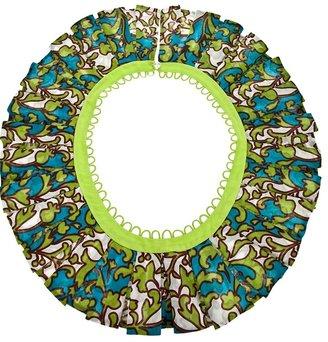 Eley Kishimoto Patterned collar