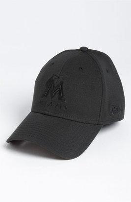 New Era Cap 'Miami Marlins - Tonal Classic' Fitted Baseball Cap