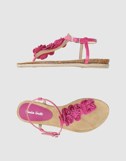 Nadia Grilli Thong sandals