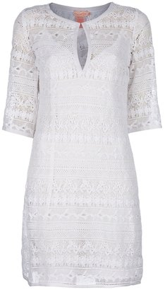 Collette Dinnigan Collette By 'summer' kaftan dress