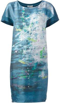 Tsumori Chisato abstract jewel print dress