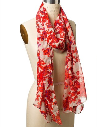 The Limited Floral Print Scarf