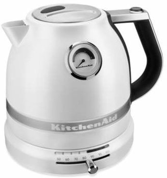 KitchenAid Pro LineTM 1.5 Liter Electric Kettle in Pearl White