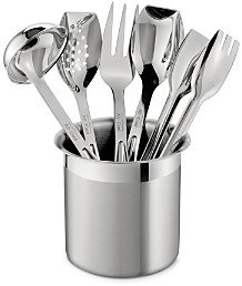 All-Clad Stainless Steel Cook & Serve 6-Piece Tool Set