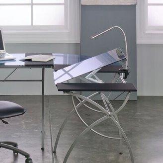 """Studio Designs Bar 37"""" Desk Lamp Finish: Silver"""