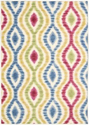 Nourison Waverly: Aura of Flora AOF01 Rectangle Rug