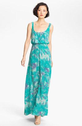 Jay Godfrey 'Donilon' Digital Print Maxi Dress