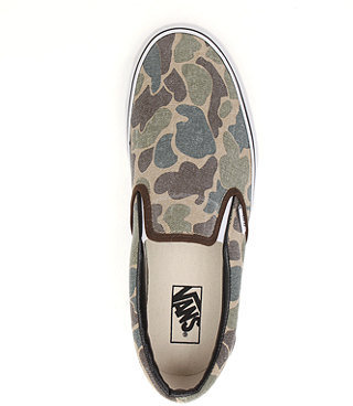 Vans Van D Classic Slip On Shoe