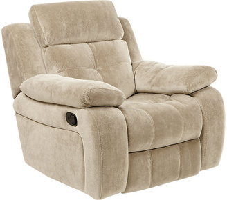 Rooms To Go Sanctuary Cove Taupe Rocker Recliner