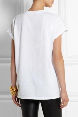 Balmain Cotton-jersey T-shirt