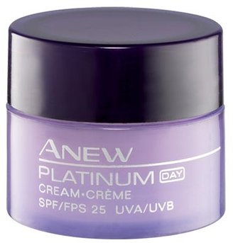 Avon Anew Platinum Day Cream SPF25 Try-It Size