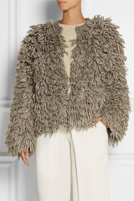 Michael Kors Shag jacket