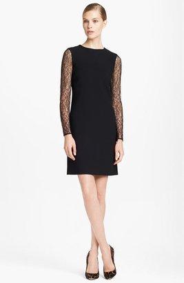 Michael Kors Lace Sleeve Dress