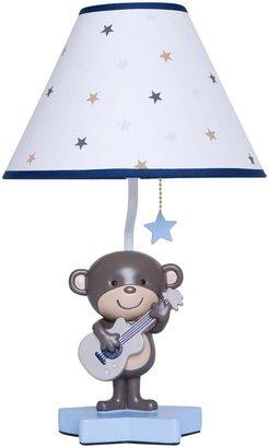 Carter's Monkey Rockstar Lamp Base & Shade