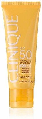 Clinique Sun Broad Spectrum SPF 50 Sunscreen Face Cream