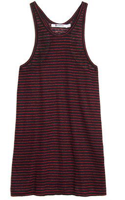 Alexander Wang Linen Stripe Tank