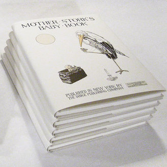 Mother Stork's Baby Book 100th Anniversary Edition