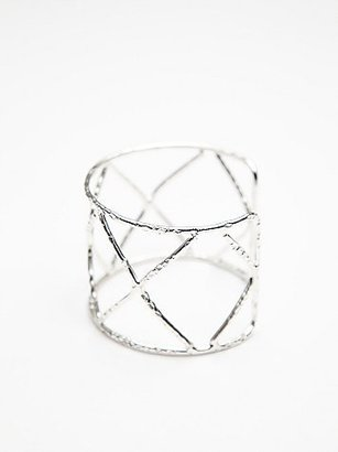 Free People Caged Cuff