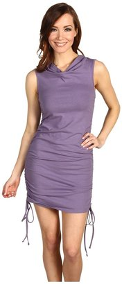 Pure & Simple Alicia Knit Tank Dress w/ Silk Pockets (Lily) - Apparel