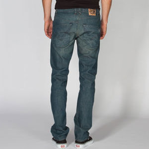 Volcom Nova Mens Straight Leg Jeans