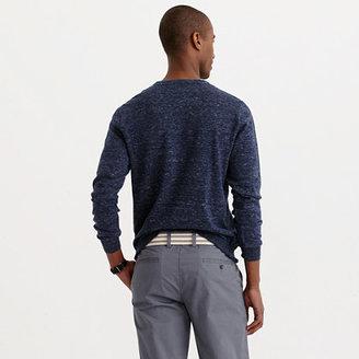 J.Crew Rugged cotton sweatshirt sweater