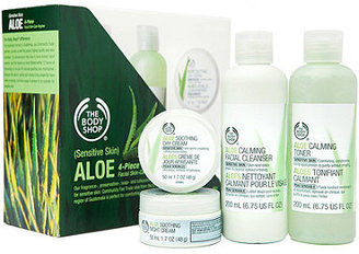 The Body Shop Online Only Aloe Skincare Kit