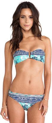Nanette Lepore Batiki Print Charmer Bikini Bottom