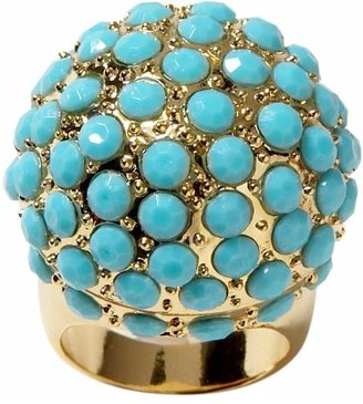 Banana Republic Turquoise dome ring