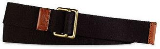 Polo Ralph Lauren Big & Tall Solid Webbed Belt
