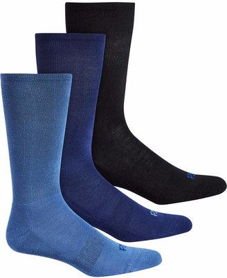 Perry Ellis Men 3-Pk. C Fit Perfect Comfort Dress Socks