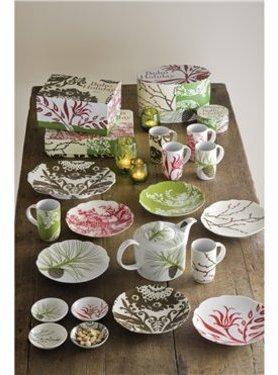 Rosanna Set of 6 Boho Holiday Mugs