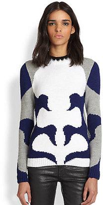 Spitfire Risto Wool Intarsia Sweater