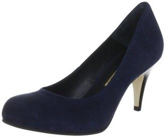 Buffalo London 9681-525 KID SUEDE Womens Closed Toe Shoes