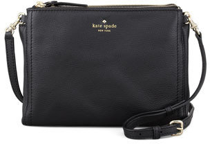 Kate Spade Cobble Hill Lilibeth Crossbody Bag, Black
