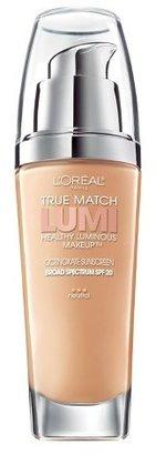 L'Oréal® Paris True Match Lumi Healthy Luminous Makeup