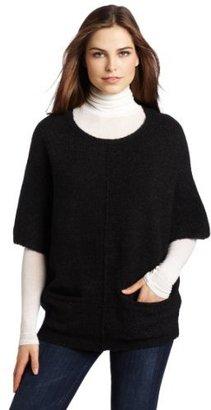 Velvet Women's Nonnie Boucle Batwing Sweater