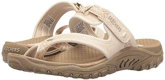 Skechers Reggae - Trailway (Navy/Grey) Women's Shoes