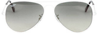 Ray-Ban Aviator Large Metal 58 mm Sunglasses in Gold L0205 -