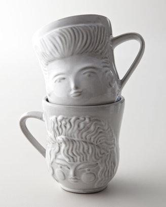 """Jonathan Adler Utopia Ice, Ice"""" Mug"""