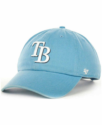 '47 Brand Tampa Bay Rays Clean Up Hat $27.99 thestylecure.com