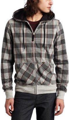 Unionbay Men's Long Sleeve Hunter Fleece Full Zip Hoodie