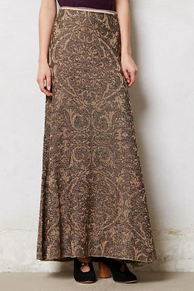 Anthropologie Taiz Maxi Skirt