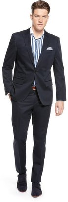 HUGO BOSS 'Hold/Genius' | Slim Fit, Stretch Cotton Suit by BOSS