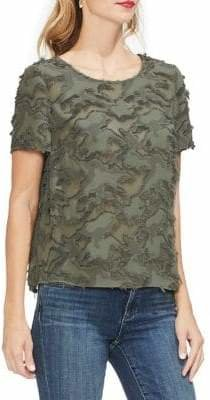 Vince Camuto Sunrise Bay Distressed Top