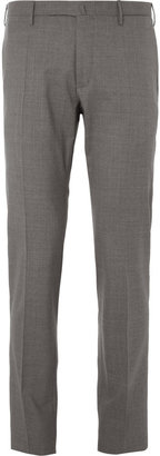 Incotex Slowear Slim-Fit Wool Trousers
