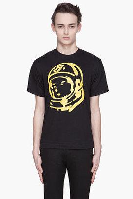 Billionaire Boys Club Black and yellow Classic Helmet T-shirt