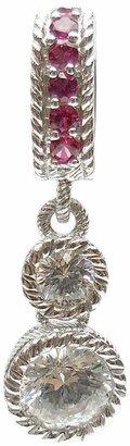 Judith Ripka Sterling Diamonique & Simulated Gemstone Enhance