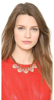 Juicy Couture Haute Hue Gemstone Drama Necklace